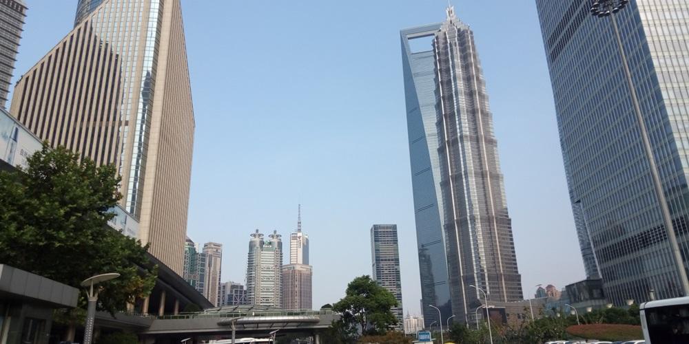 中華人民共和国 上海最後の週末