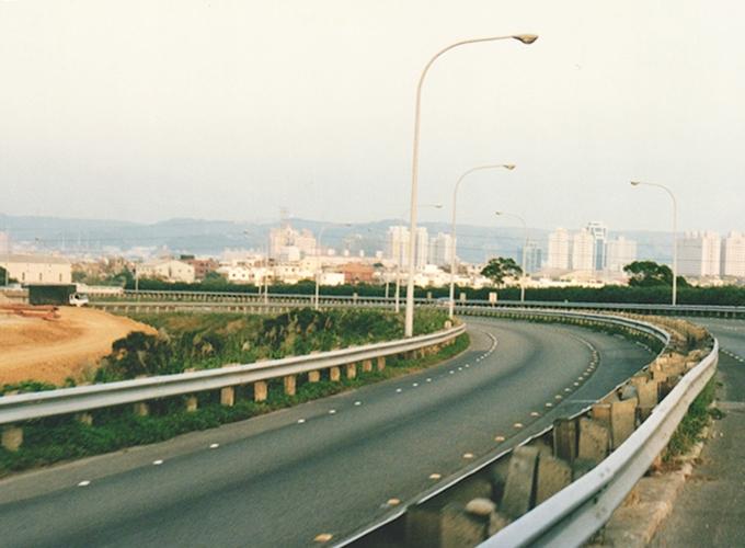 台湾・台北。highway.