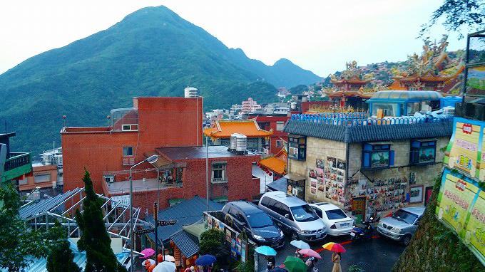 九份老街(jiu fen lao jie.)