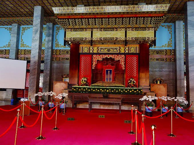 忠烈祠(zhong lie ci.)