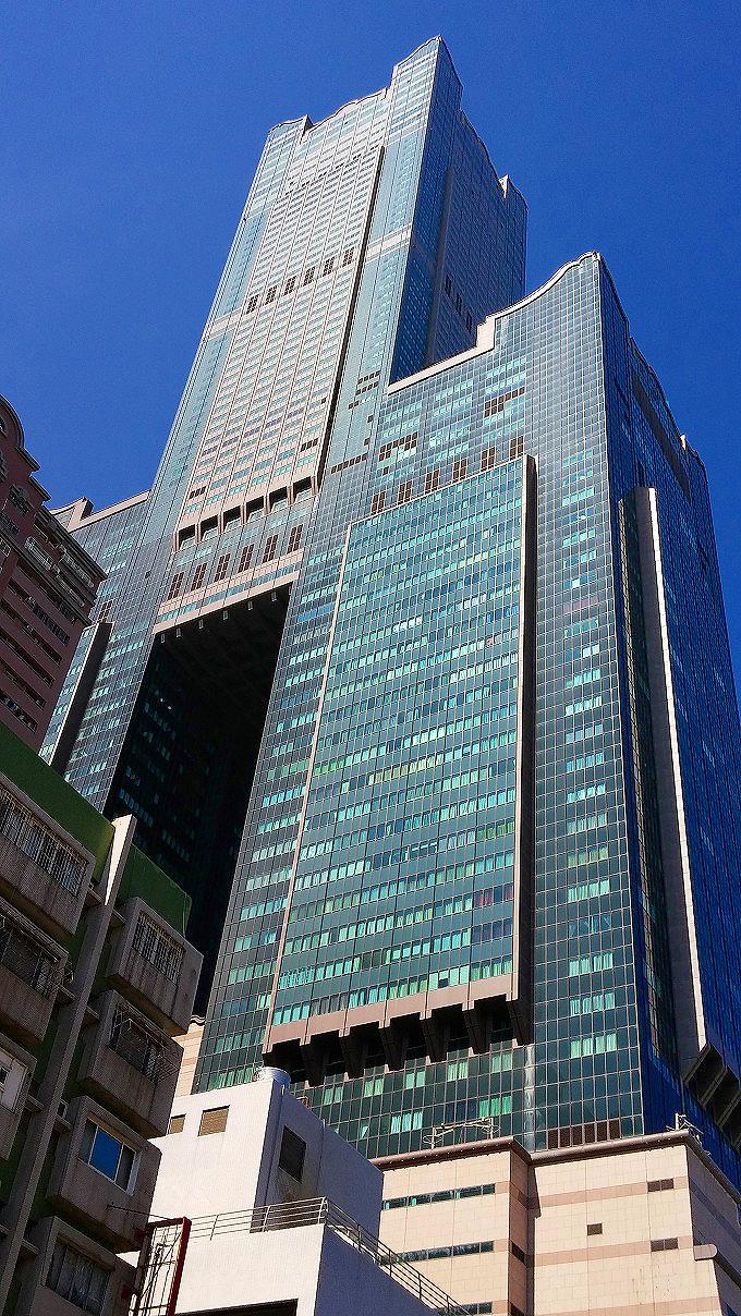 高雄85大樓・高雄85ビル(gao xiong 85dalou/ 高雄85大樓)