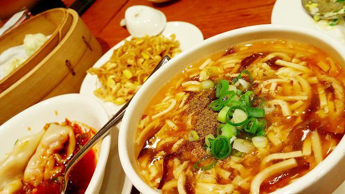 台湾 台北市 鼎泰豊 台北101店の料理