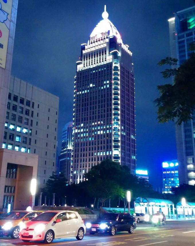 台湾 台北市 の高層ビル