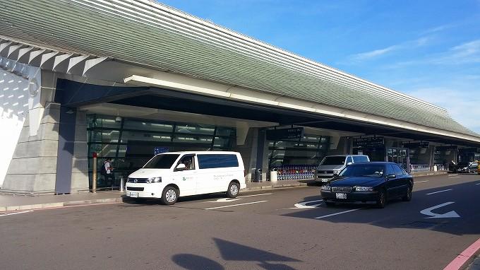 台湾 桃園国際空港 外観