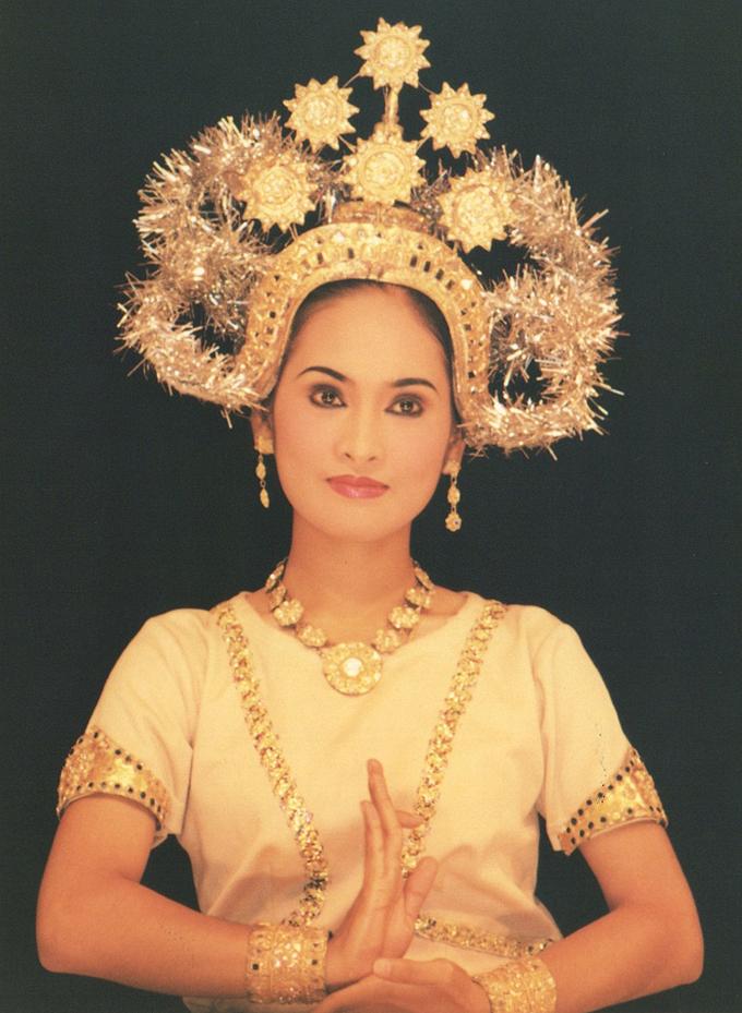タイ王国・バンコク。Thai dance.