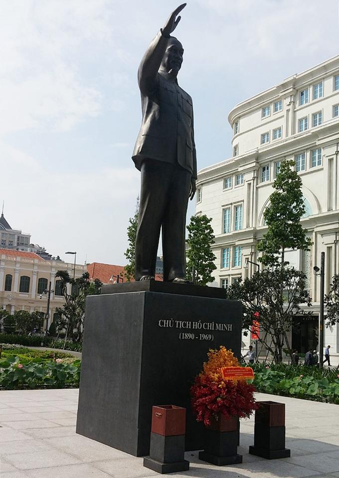 ベトナム・ホーチミン市。