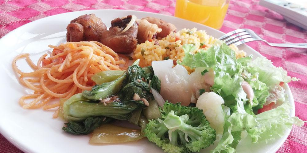 MIFUKIの朝食(Mifuki's breakfast.)