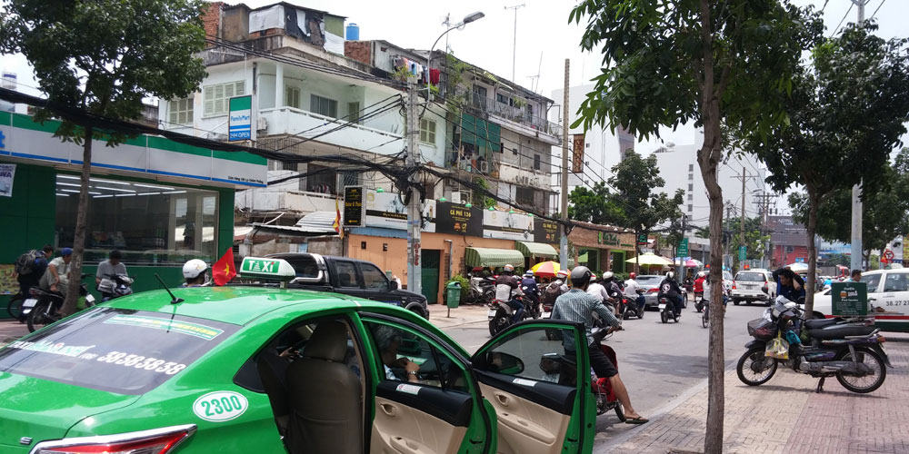 ベトナム・ホーチミン市。会社訪問(Visit Vietnam local companies.)