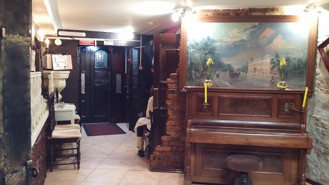 ロシア・ウラジオストク。ロシア料理レストラン・ポルトフランコ(Portofranko)