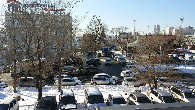 ロシア。ウラジオストク観光2