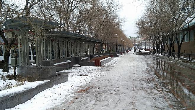 ロシア。ウラジオストク観光5