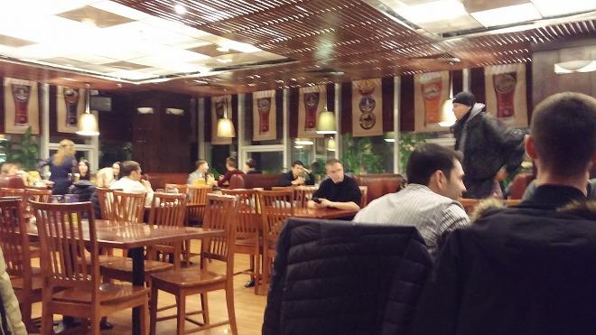 ロシア・ウラジオストク。レストラン&ビアパブ「リパブリック(Republic)」