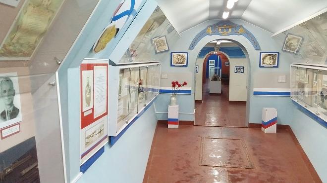 ロシア・ウラジオストク。S-56潜水艦博物館