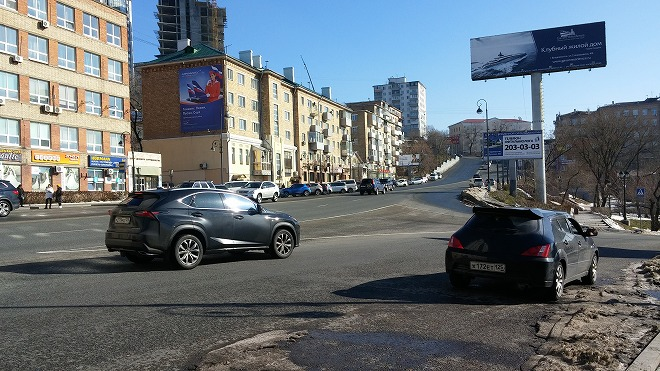 ロシア。ウラジオストク観光6
