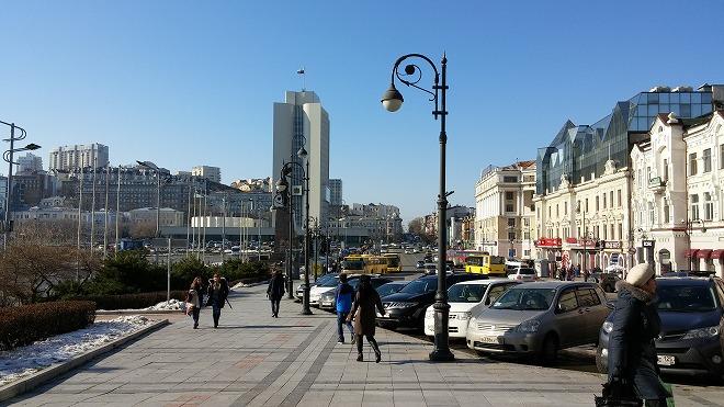 ロシア。ウラジオストク観光7