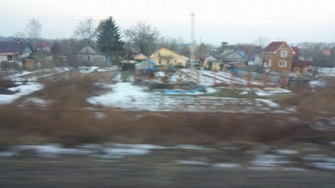 ロシア・ウラジオストク。エアロ・エクスプレス