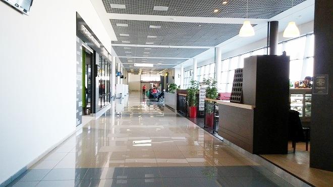 ロシア・ウラジオストク。ウラジオストク国際空港