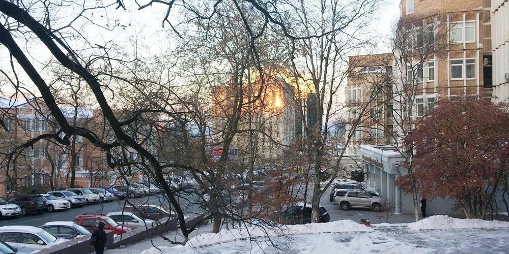 ロシア・ウラジオストク観光1