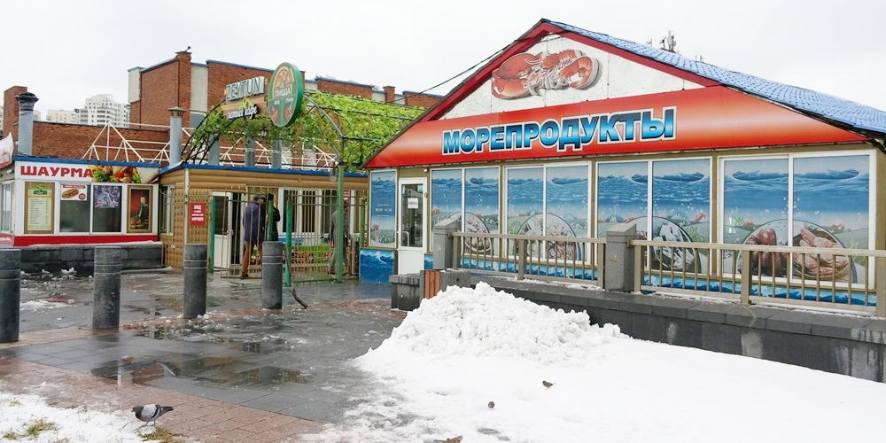 ロシア・ウラジオストク観光5