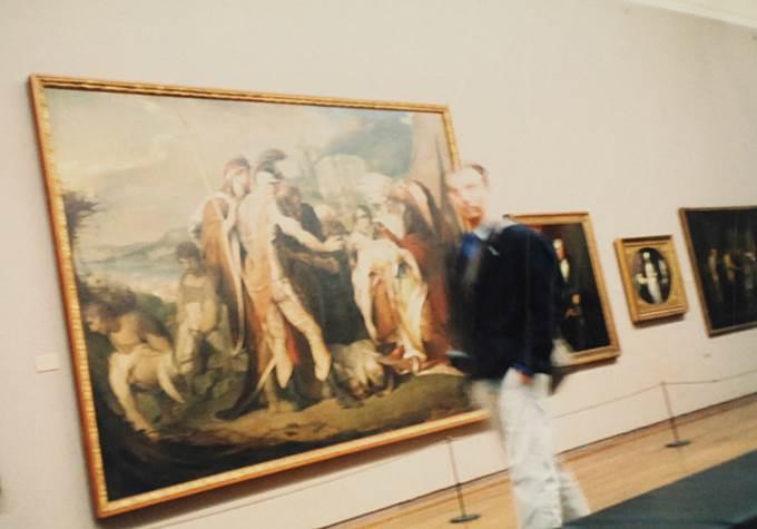 イギリス。大英博物館