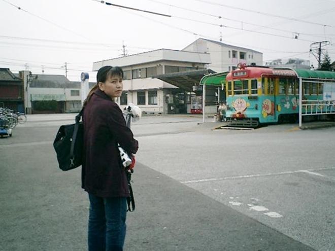 高知県 南国市後免と伊野の間を走る路面電車
