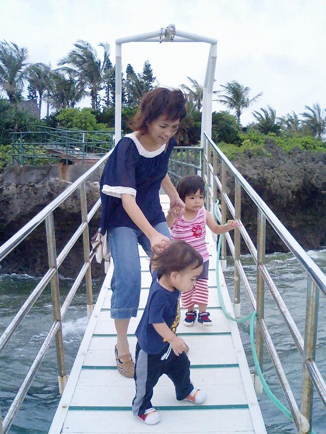 恩納村ホテルムーンビーチ「船着き場」