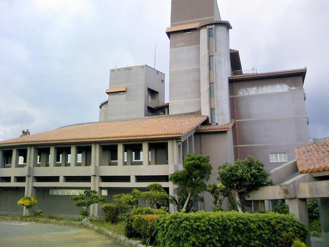 沖縄県南城市 ユインチホテル南城 2011年クリスマス