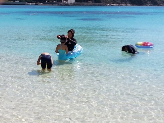阿波連ビーチ 渡嘉敷島