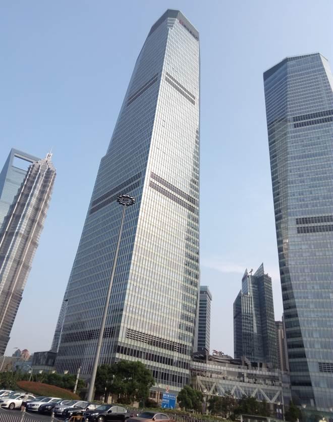 中華人民共和国 上海。陸家嘴