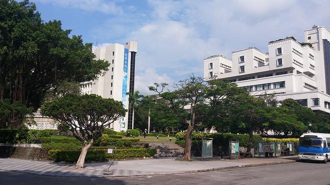 台湾 淡江大学 淡水キャンパス