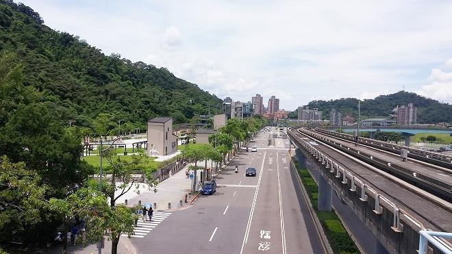 台湾 MRT 動物園駅