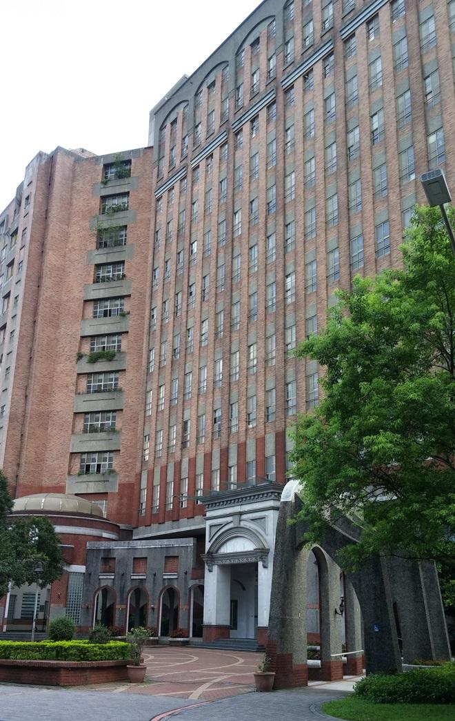 国立台湾大学 台北キャンパス