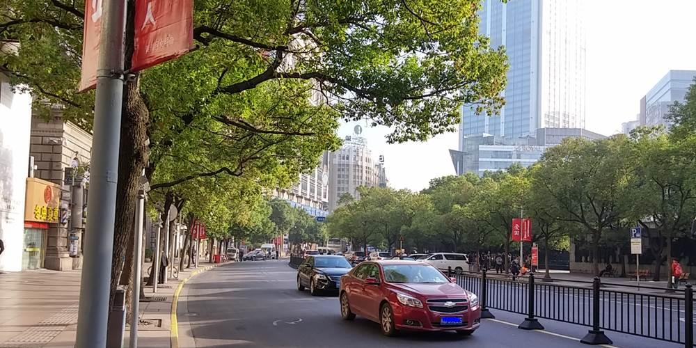 上海人民広場