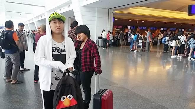 台湾・桃園国際空港