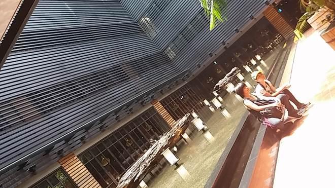 台湾・台北西門ホテル パパ ホエール