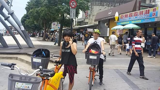 台湾・淡水老街