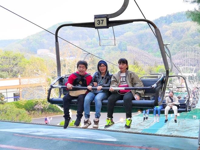 韓国エバーランド
