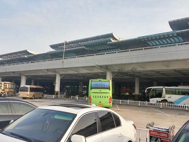 杭州蕭山国際空港