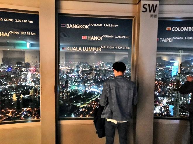 韓国 ソウル-ディスカバーソウルパスの旅-南山 Nソウルタワー