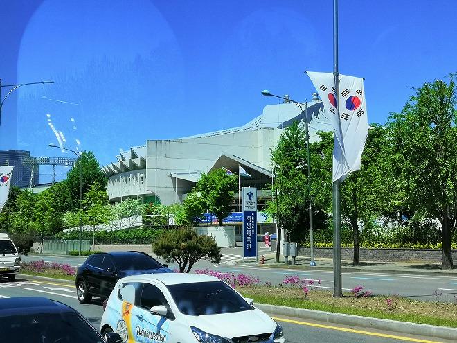 韓国、ソウル。:江南、LINEフレンド、射撃