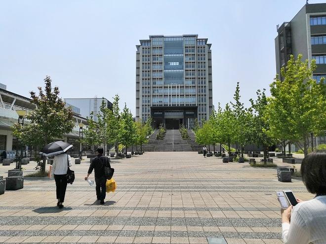 福岡市 国立九州大学 伊都キャンパス ウエスト1号館