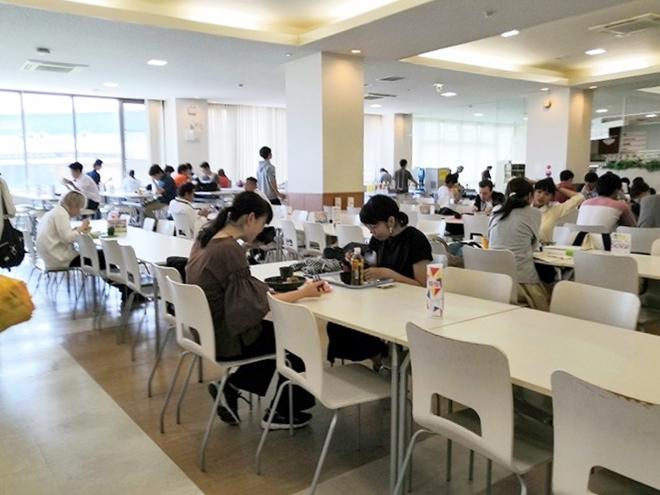 福岡市 国立九州大学 伊都キャンパス 食堂ホール
