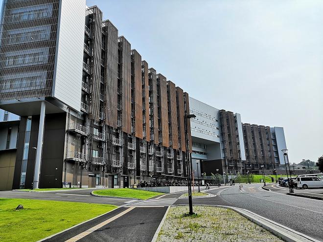 福岡市 国立九州大学 伊都キャンパス