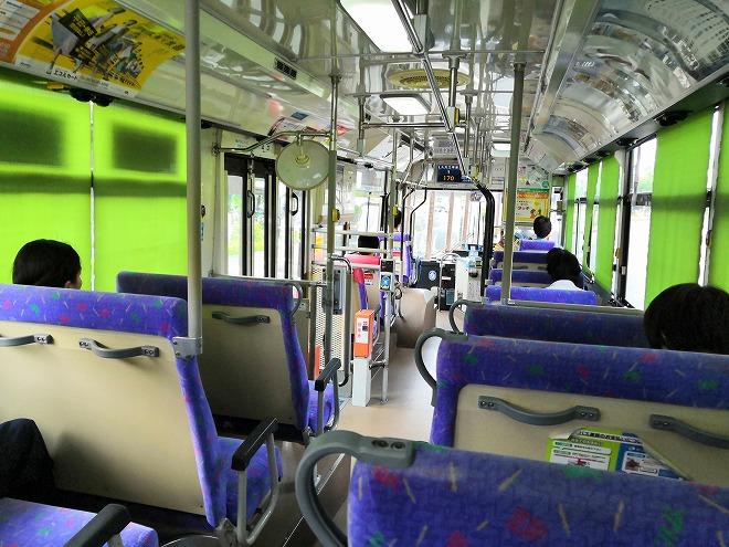 福岡市 国立九州大学 伊都キャンパスを走る公共バス