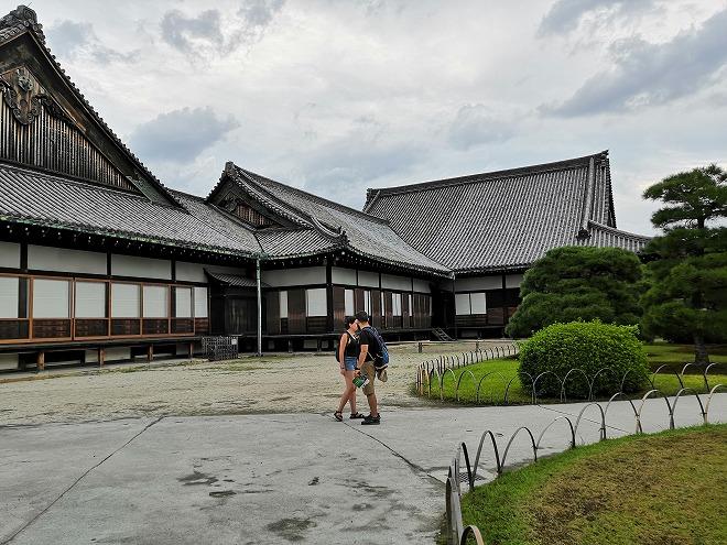 京都 世界遺産 元離宮 二条城 重要文化財「本丸御殿」