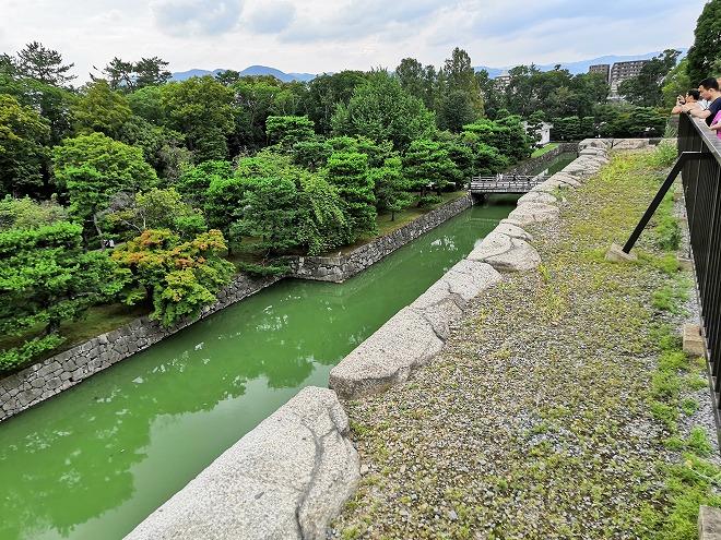 京都 世界遺産 元離宮 二条城「天守閣跡」