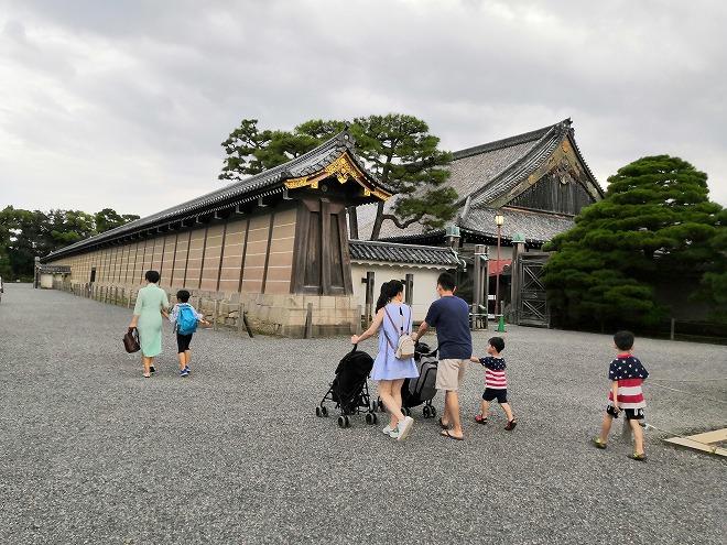 京都 世界遺産 元離宮 二条城