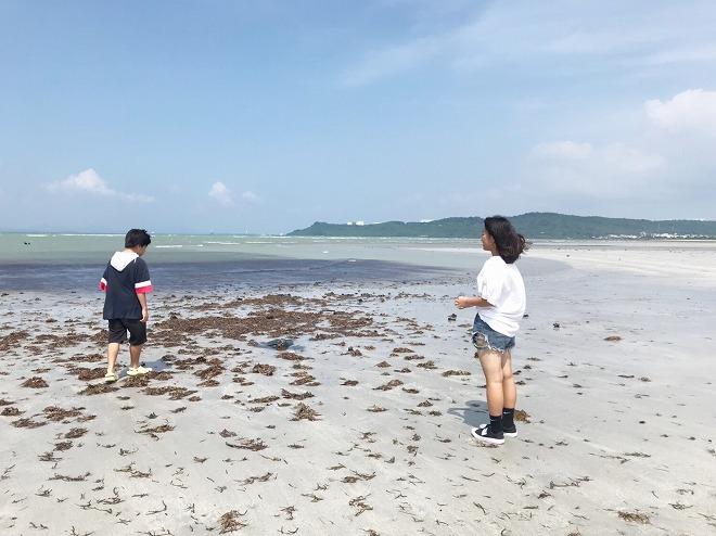 沖縄県 うるま市 海の駅 あやはし館 あやはし海中道路ビーチ