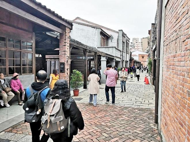 剥皮寮歴史街区