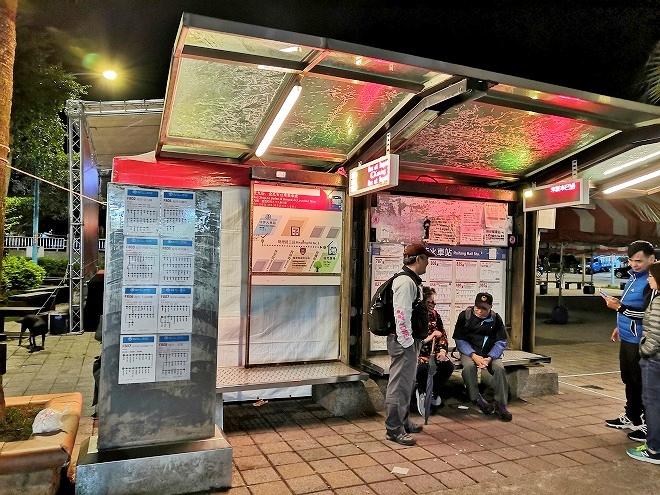 台湾 瑞芳駅前